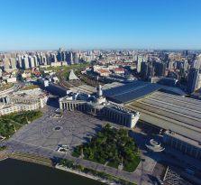天津建筑航拍