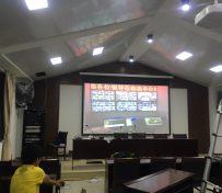 云南昆明会议系统建设多媒体会