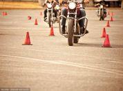 北京摩托车驾考