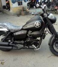 成都复古摩托车