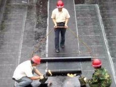 上海办公大楼补漏 大厦屋顶防水