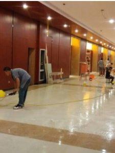 大理石、瓷砖地板清洗