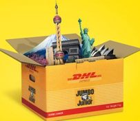 香港DHL