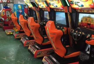 儿童游戏机出售,儿童乐园游戏机,二手游戏机