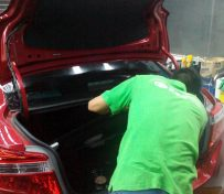 汽车除甲醛,检测治理