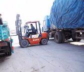 承接全国各地整车零担货物运输业务,重庆到成都专线运输