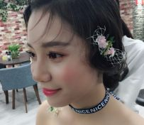 茂名婚礼跟妆师