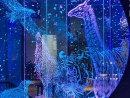激光内雕刻玻璃 发光玻璃加工