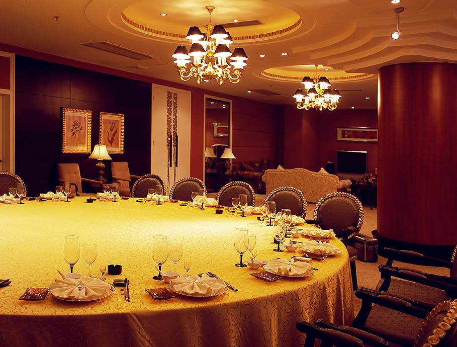 重庆中餐馆装修 中餐厅设计 爱港装饰