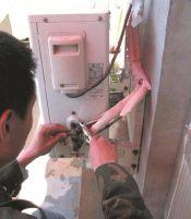 温州鹿城专业空调移机/维修 回收/加液 修燃气灶