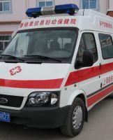 会展救护车