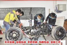 石家庄摩托车维修学校再谈摩托车维修技术大全
