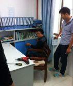 江北老板椅维修 电脑椅员工椅维修 红旗河沟家具安装