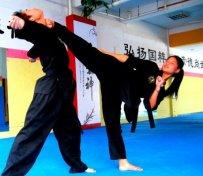 北京女子格斗培训