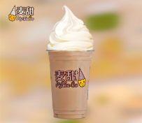 奶茶雪顶-麦甜艾斯
