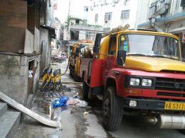 和平区劝业场疏通下水道疏通马桶清理化粪池