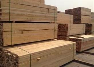 建筑进口-铁杉木方