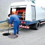 大力管道疏通机使用方法