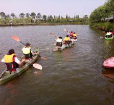 水上项目皮划艇