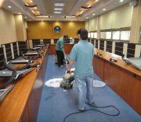 上海地毯清洗服务。