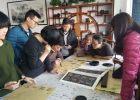 兰州中学生毛笔书法培训班