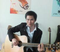 吉他何老师(罗湖吉他培训