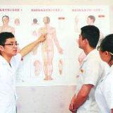 甘肃省50余盲人获医疗按摩师资格
