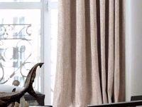 布艺窗帘如何搭配?