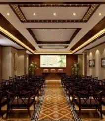 北京酒店中式会议厅