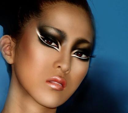 老年妆丨创意彩妆丨舞台妆图片
