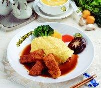 槿枫园蛋包饭