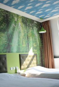 森林主题商务会所三星级住宿宾馆