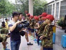 21天军事夏令营活动套餐