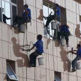 外墙漆清洗保养方法、注意事项及施工条件