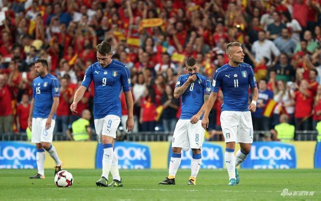 名宿:意大利该忘记惨败向前看 点名敲打维拉蒂