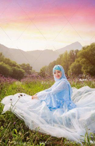 穆斯林婚纱套餐