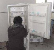 呼市美的冰箱维修