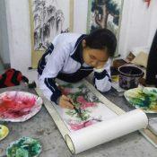张成璐艺术工作室