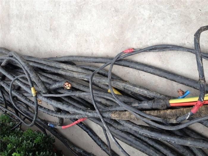 肇庆鼎湖区二手电缆回收多少钱一米