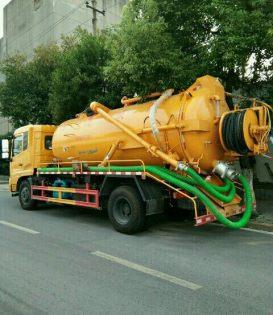 宁波北仑区高压清洗雨水污水管道清洗/化粪池污水池清理公司