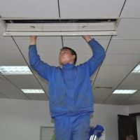 大金空调维修案例