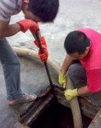 隔油池维修