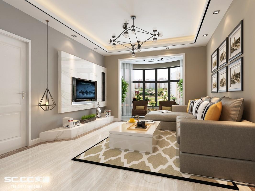 戶型結構合理,空間分割明確,良好的采光給與了屋內充足的陽光照射,簡潔的家居配飾和造型的完美結合讓空間大氣明亮。整體設計師簡單,在軟裝設計上在細節設計上融入時尚元素。房子在購買房子的時候非常喜歡臥室的八角窗,在八角窗處放置一個茶桌,在閑暇時和愛人喝喝茶喝喝咖啡,真的是非常愜意的一件事。整體在色彩搭配上采用亮色點綴,給人以眼前一亮的感覺,非常適合年輕人的口味。 施工單位:哈爾濱實創裝飾 設計師:張廣春 小區名稱:榮耀天地 建筑面積:93平 房屋結構:兩室一廳一衛 設計風格:現代簡約 所屬套系:實創裝飾理想裝