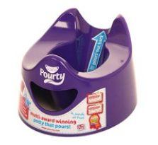 海外秀Pourty英国婴儿坐便器