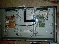 电视主驱动板故障维修