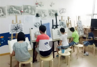 重庆美术艺考班