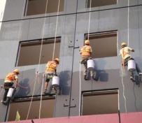 深圳外墙涂料施工外墙涂料翻新