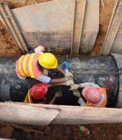 管道安装及维修