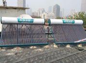 天津四季沐歌太阳能热水器