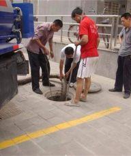 宁波下水道疏通、市政疏通工程、菜盆疏通
